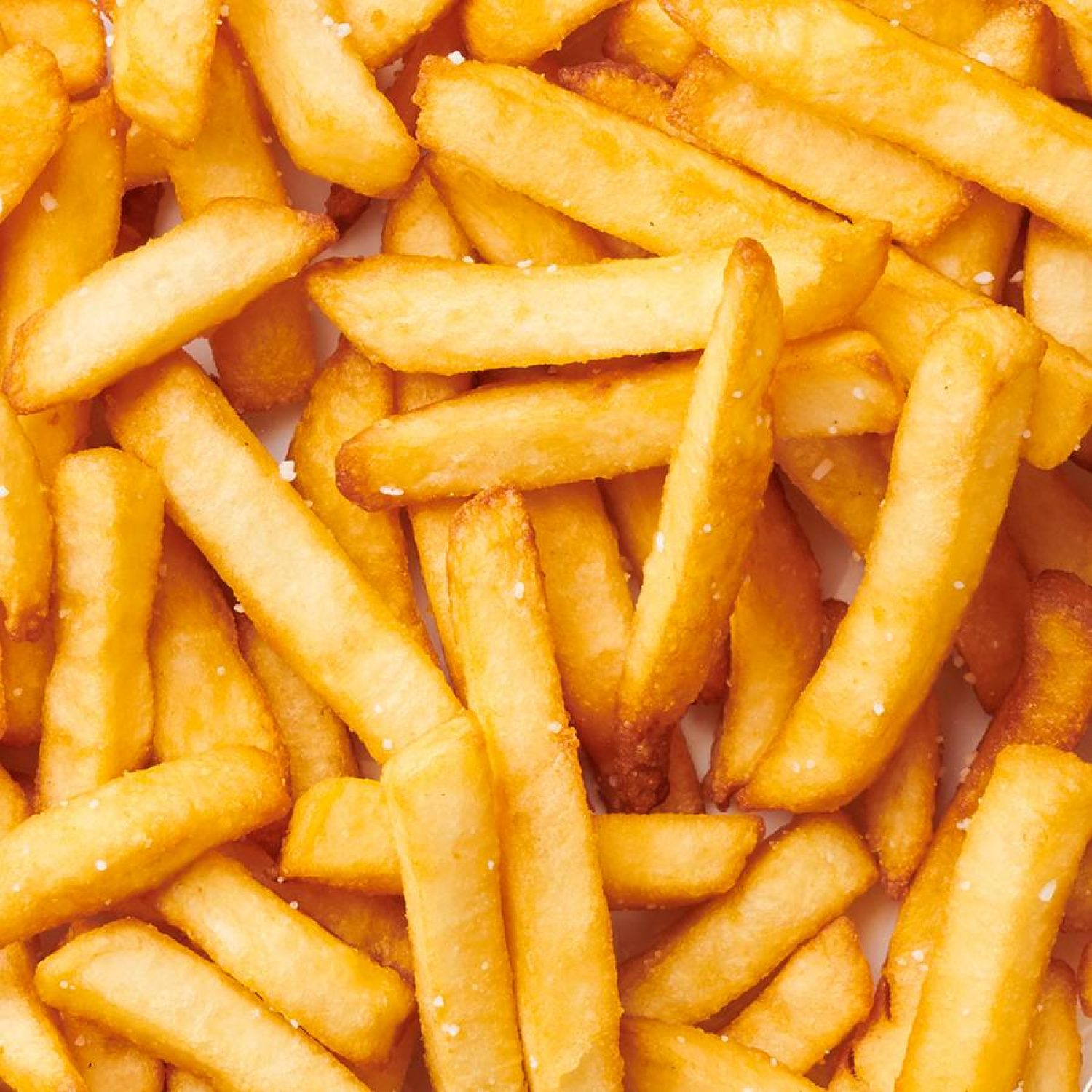 1 portion fries 35,-